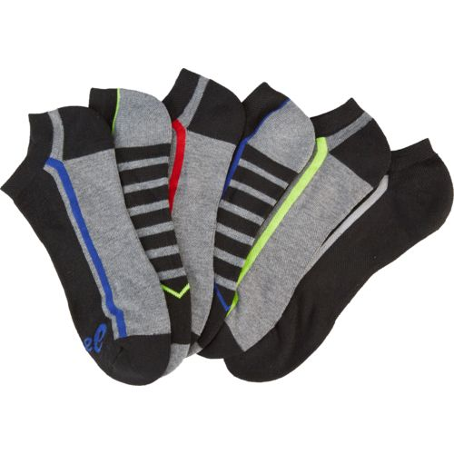 ASICS Men's Large Tech No-Show Socks 10 Pack