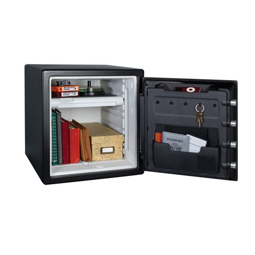 Sentry®Safe Touch Lock Fire Safe with Alarm - view number 1