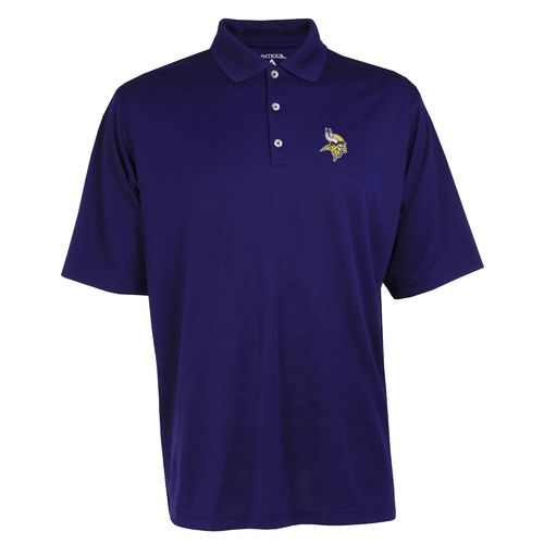 Antigua Men's Minnesota Vikings Exceed Polo Shirt