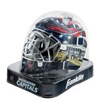 Franklin NHL Team Series Washington Capitals Mini Goalie Mask - view number 2