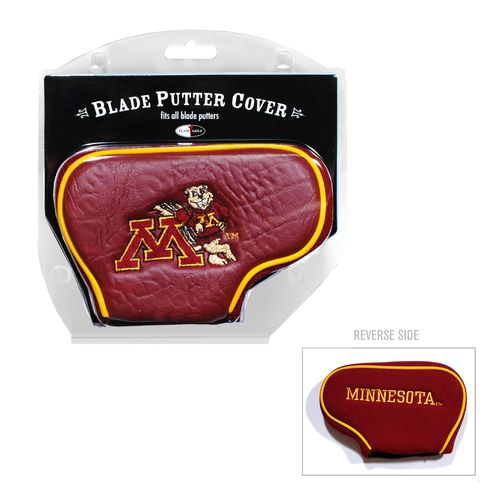 Team Golf University of Minnesota Blade Putter Cover
