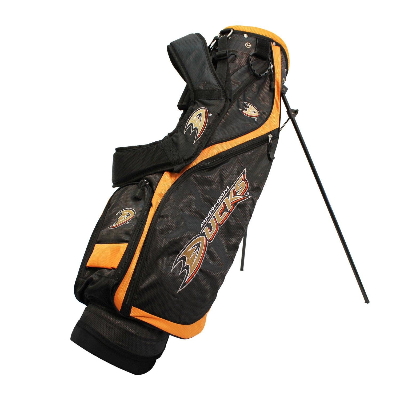 Team Golf Anaheim Ducks Nassau Stand Bag