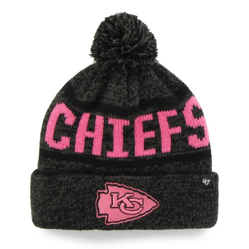 '47 Women's Kansas City Chiefs Northmont Cuff Knit Cap