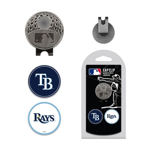 Team Golf Tampa Bay Rays Marker Cap Clip