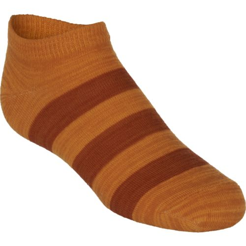 BCG™ Boys' Random Feed and Striped No-Show Socks 6-Pack