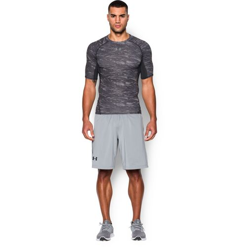 Under Armour™ Men's HeatGear® Armour® Compression Printed Short Sleeve T-shirt