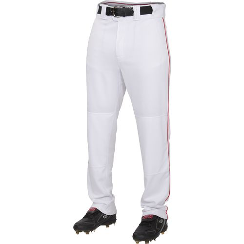 Rawlings Men's Plated Piped Baseball Pant