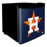 Boelter Brands Houston Astros 1.7 cu. ft. Dorm Room Refrigerator