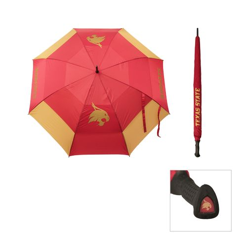 Team Golf Adults' Texas State University Umbrella
