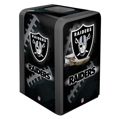 Boelter Brands Oakland Raiders 15 qt. Portable Party Refrigerator - view number 1