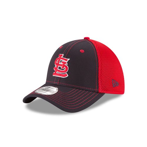 New Era Men's St. Louis Cardinals 39Thirty Neo Cap