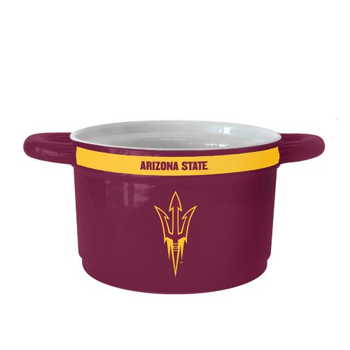 Boelter Brands Arizona State University Gametime 23 oz. Ceramic Bowl