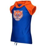 Colosseum Athletics Girls' Sam Houston State University Jewel Short Sleeve Hoodie