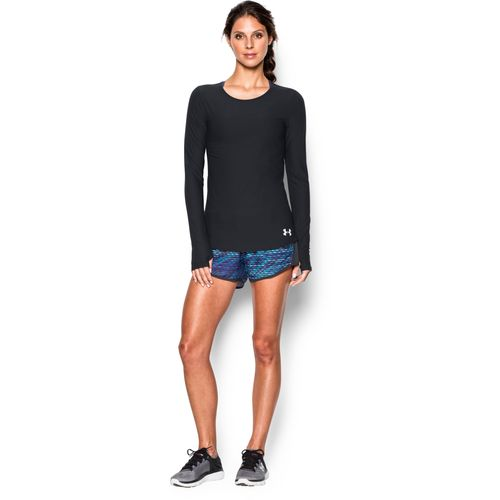 Under Armour Women's CoolSwitch Run Long Sleeve Pullover - view number 4