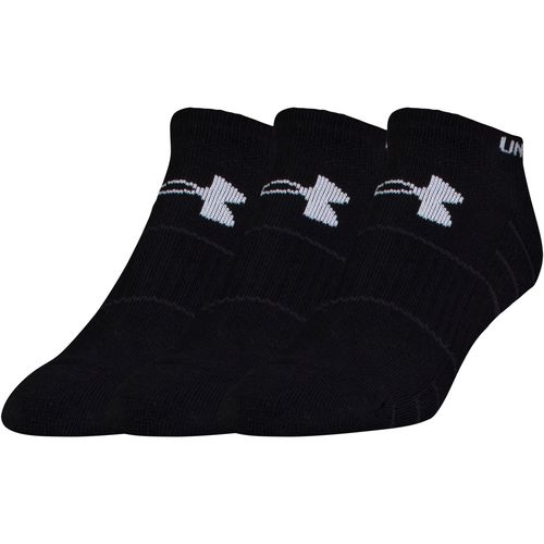 Under Armour® Men's Elevated Performance No-Show Socks 3-Pair