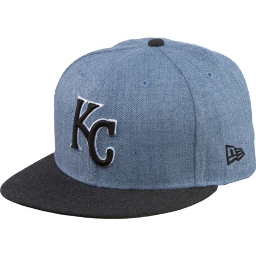 New Era Men's Kansas City Royals Heather Action 59FIFTY Cap