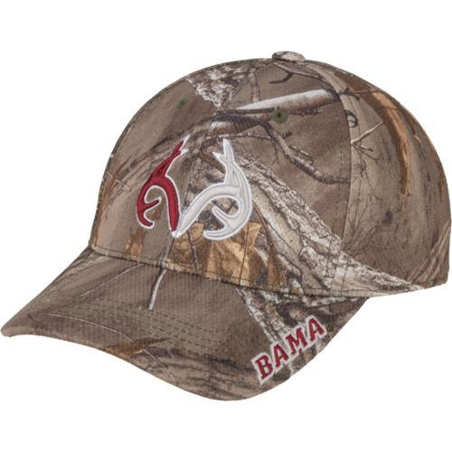 Top of the World Men's University of Alabama Realtree Xtra® Cap