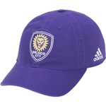 adidas™ Men's Orlando City SC Basic Slouch Adjustable Cap