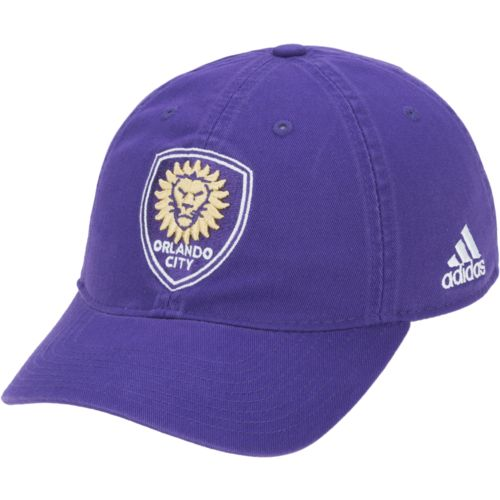 adidas Men's Orlando City SC Basic Slouch Adjustable Cap