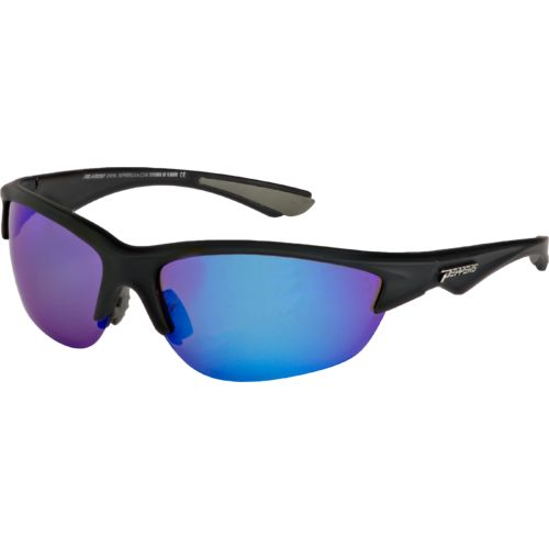 Peppers Polarized Eyeware Adults' Black Hawk Sunglasses