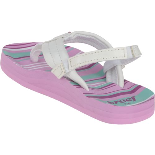 Reef™ Girls' Little Ahi Sandals - view number 3