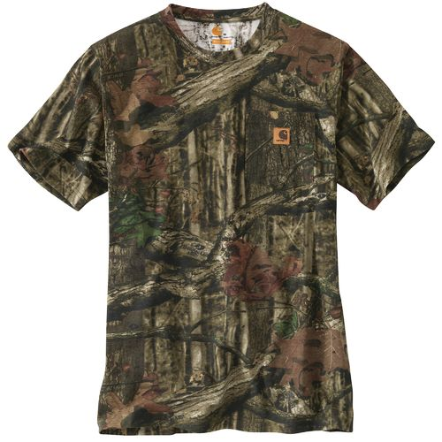 Display product reviews for Carhartt Men's Camo Short Sleeve T-shirt