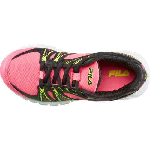 Fila™ Kids' Poseidon 2 Running Shoes - view number 4