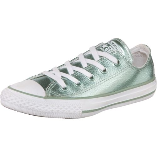 Converse Girls' Chuck Taylor All Star Stingray Metallic Low-Top Shoes - view number 2