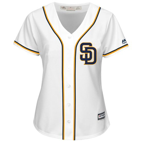 Majestic Women's San Diego Padres Cool Base Replica