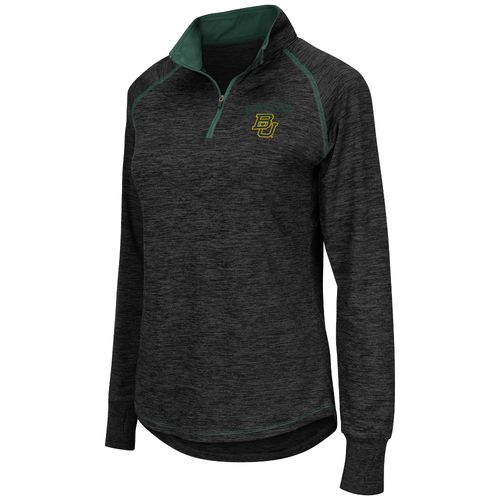 Colosseum Athletics™ Women's Baylor University Bikram 1/4 Zip Pullover
