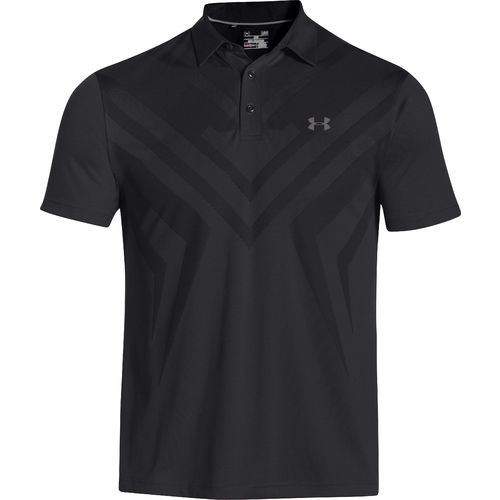 Under Armour Men's ArmourVent Tips Polo Shirt