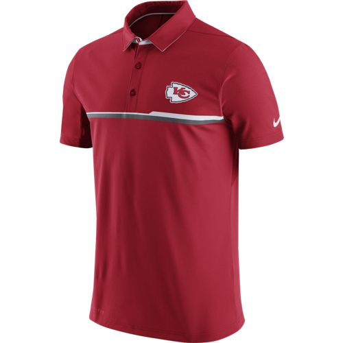 Nike Men's Kansas City Chiefs Sideline Elite Polo