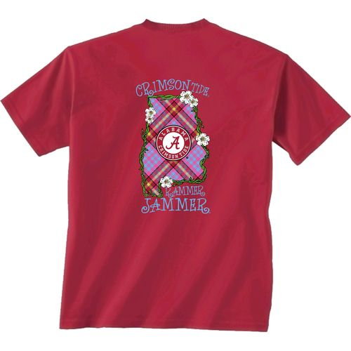 New World Graphics Women's University of Alabama Bright