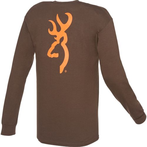 Browning™ Men's Buckmark Long Sleeve T-shirt