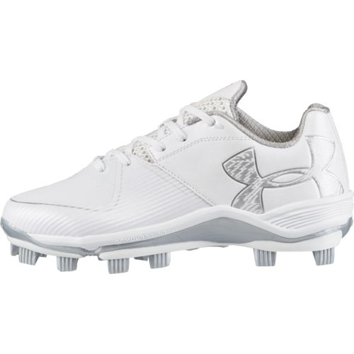 Display product reviews for Under Armour Women's Glyde TPU 2.0 Softball Cleats