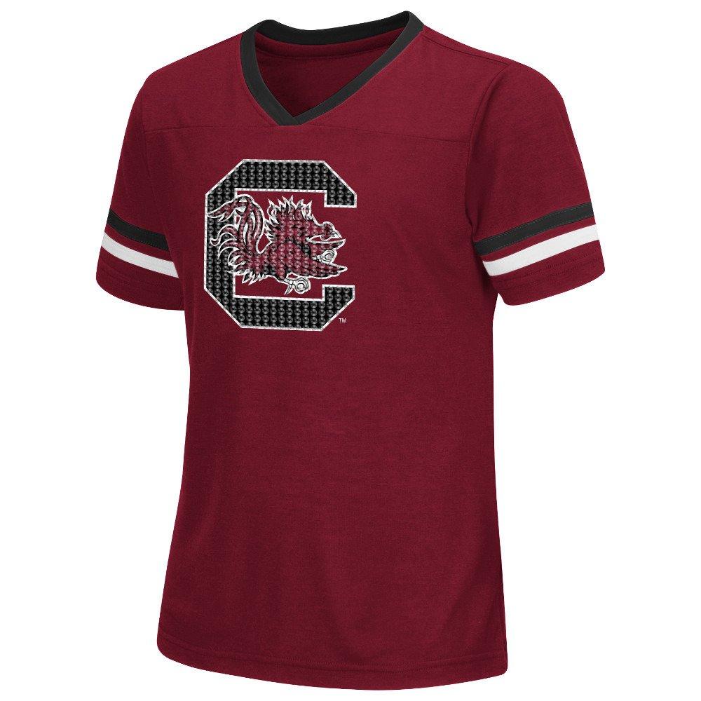 Colosseum Athletics™ Girls' University of South Carolina Titanium