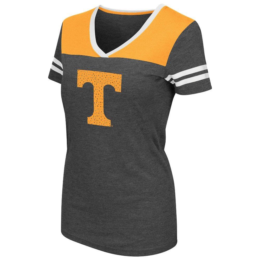 Colosseum Athletics™ Women's University of Tennessee Twist V-neck