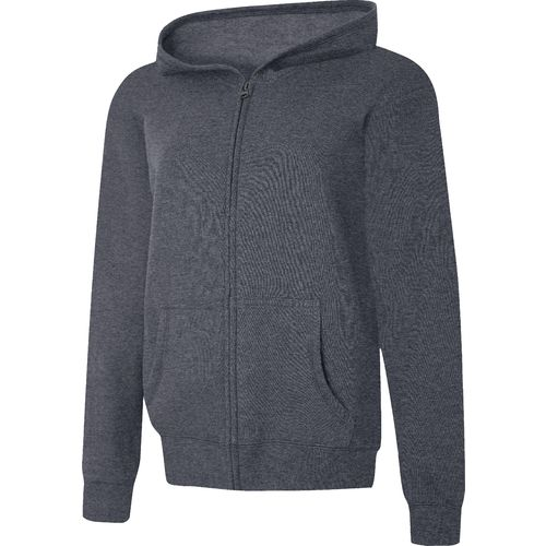 Hanes Women's ComfortSoft Full Zip Fleece Hoodie