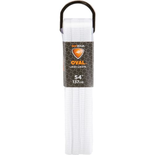 "Sof Sole™ 54"" Oval Shoelaces"