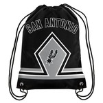 Team Beans San Antonio Spurs Retro Drawstring Backpack