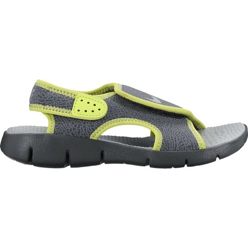 Display product reviews for Nike Boys' Sunray Adjustable 4 Sandals