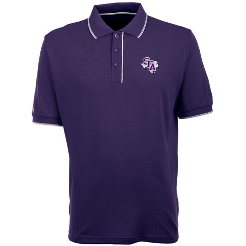 Antigua Men's Stephen F. Austin State University Elite Polo Shirt