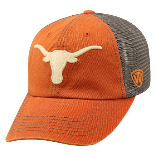 Top of the World Adults' University of Texas Crossroad Cap