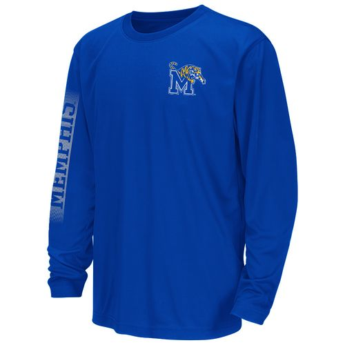 Colosseum Athletics™ Boys' University of Memphis Long Sleeve Shirt