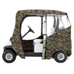 Classic Accessories Deluxe Camo Golf Cart Enclosure - view number 2