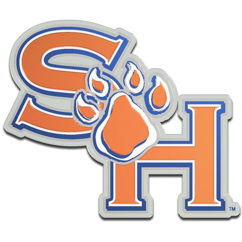 Stockdale Sam Houston State University Laser-Cut Auto Emblem