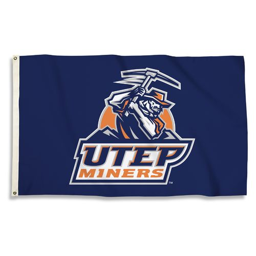 BSI University of Texas at El Paso 3'H x 5'W Flag - view number 1