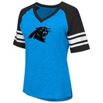 G-III for Her Women's Carolina Panthers Carve Up T-shirt