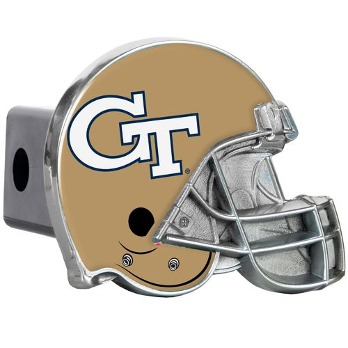 Great American Products Georgia Tech Helmet Trailer Hitch Cover