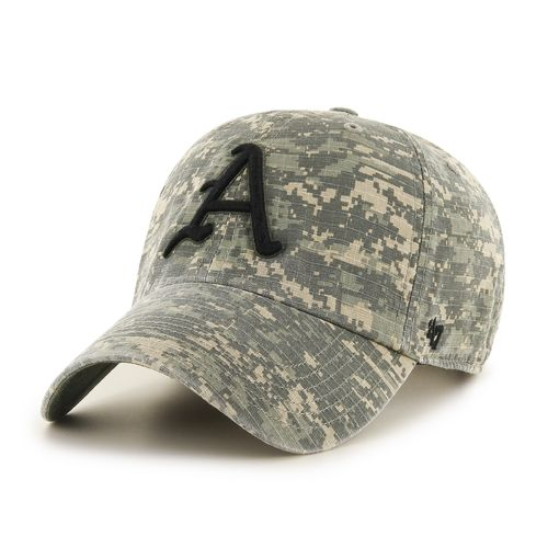 '47 University of Arkansas Officer Camo Clean Up Cap